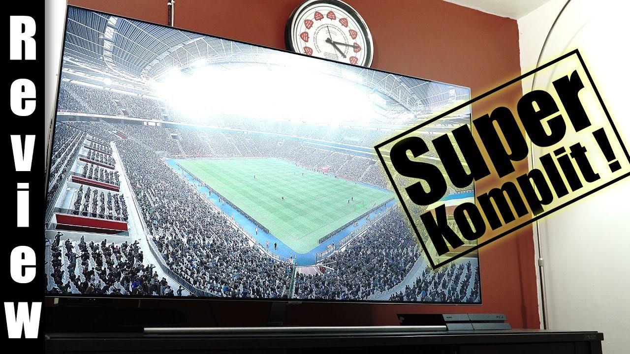 Review : TV Superr Komplit dari Samsung QLED Q7F TV 2018