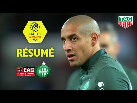 EA Guingamp - AS Saint-Etienne ( 0-1 ) - Résumé - (EAG - ASSE) / 2018-19