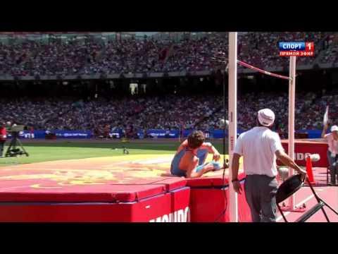 2.26 Ivan Ukhov  HIGH JUMP WORLD CHAMIONSHIP Beijing 2015 qualification man