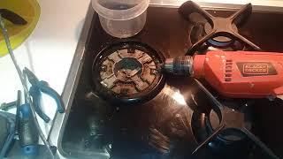 Como Reparar una Estufa a Gas con Llama Debil