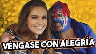 Tania Rincón & Escorpión Dorado Al Volante
