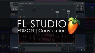 EDISON | Convolution