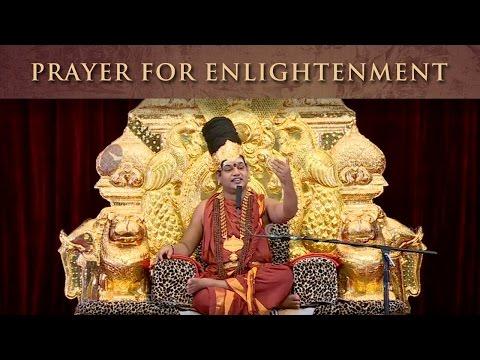 Constant Prayer For Enlightenment
