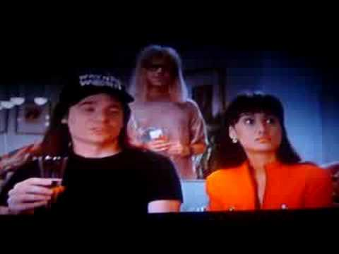 Waynes World Cream Of Some Young Guy Youtube