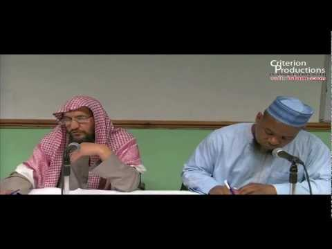 Love, Hope & Fear by Sheikh Husayn al-Awayishah