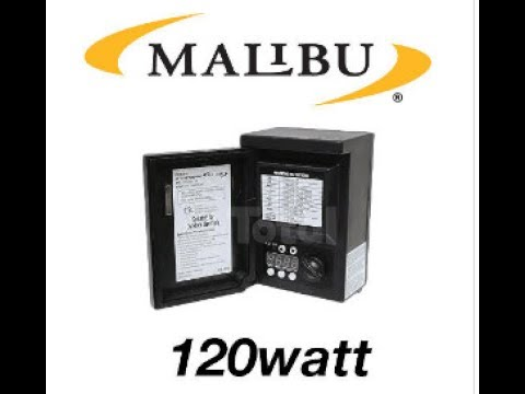 Why your Malibu transformer may not turn off