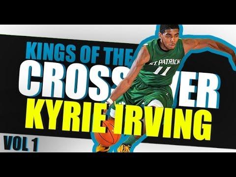 ecbe9fac2f9 Kyrie Irving Has RIDICULOUS Handles