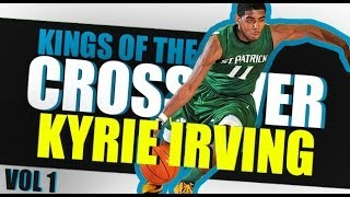 Repeat youtube video Kyrie Irving Has RIDICULOUS Handles | NBA Kings of The Crossover Vol. 1!