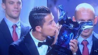 Криштиану Роналду — Лучший футболист Европы 2014 по версии УЕФА
