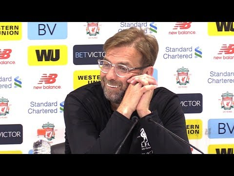 Liverpool 4-0 Brighton - Jurgen Klopp Full Post Match Press Conference - Premier League
