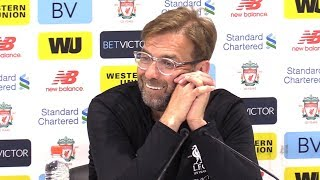 Liverpool 4-0 Brighton - Jurgen Klopp Full Post Match Press Conference - Premier League