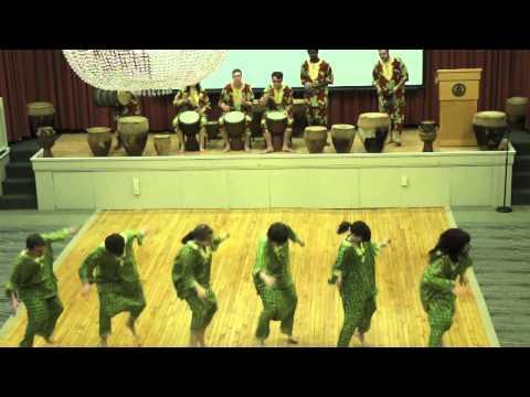 Pitt African Music and Dance Club Global Jamberoo 1 (2013)