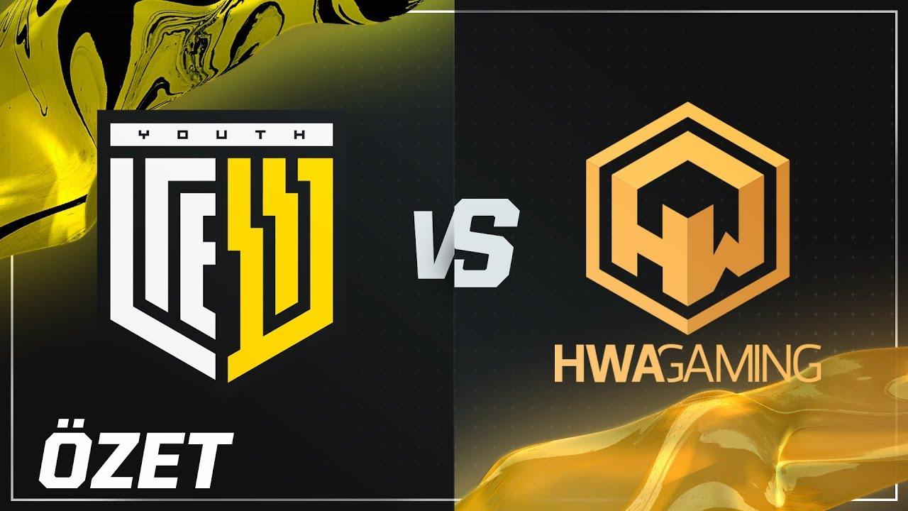 YC vs HWA Maç Özeti Videosu