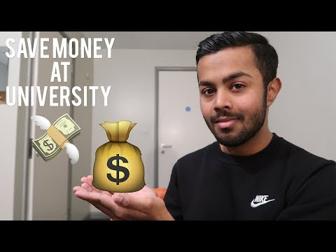 How to Budget at University - Money Saving TIPS For Uni Students / College 💸