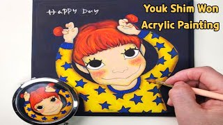 Drawing Youk Shim Won Painting…