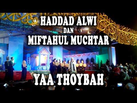 Yaa Thoybah - Haddad Alwi & Kelompok Miftahul Mucthar