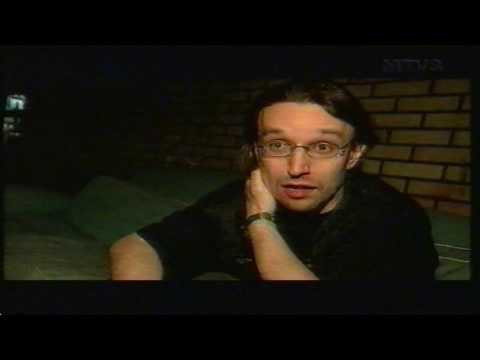 Sonata Arctica – Interview With Tony Kakko, Ecliptica Tour in Helsinki 2000
