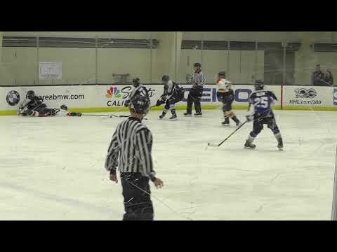 11 22 17 TVBD HS D2 vs Cupertino Cougars 1st Period