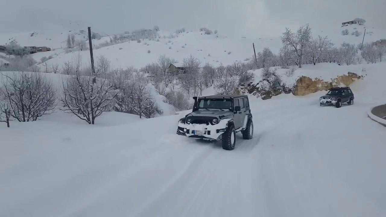 jeep jk v8 snow performance youtube. Black Bedroom Furniture Sets. Home Design Ideas