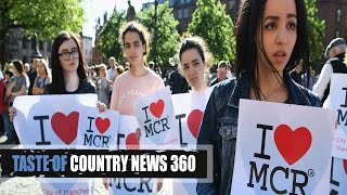 Country Stars Offer Support and Hope After Ariana Grande Manchester Concert - Taste of Country 360