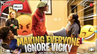 Making Everyone Ignore Woah Vicky...