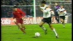 EM-Qualifikation 1992 Deutschland alle Tore