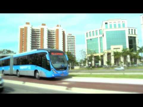 Viale BRT - Sistema Transoeste