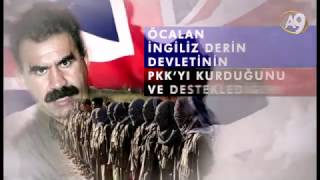 Öcalan İngiliz Derin Devletinin PKK'yı kurduğunu ve desteklediğini açıkça söylüyor