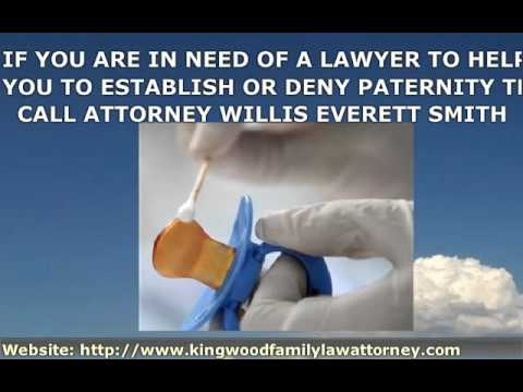 PATERNITY LAWYER HOUSTON CONROE FORT BEND