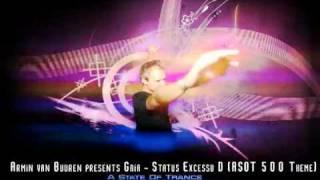 Armin van Buuren - Status Excessu D (ASOT 500 Theme)