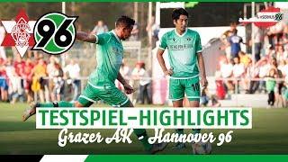 Testspiel-Highlights: Eddy mit direktem Freistoßtor | TL Stegersbach | Tag 7