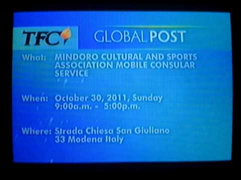 ABS-CBN Tfc Global Post
