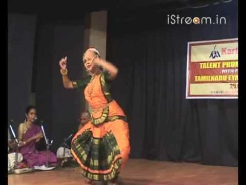Bharatanatyam by Archana Narayana Murthy - Part 2