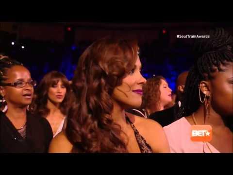 Chris Brown   Medley Soul Train Music Awards 2014