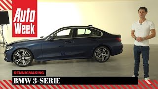 Eerste kennismaking BMW 3-serie - AutoWeek special - English subtitles