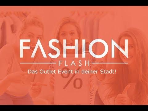 FASHION FLASH - Das Outlet Event in deiner Stadt!