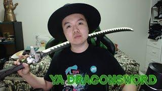 THE DRAGONSWORD | Genji's Dragonsword UNBOXING