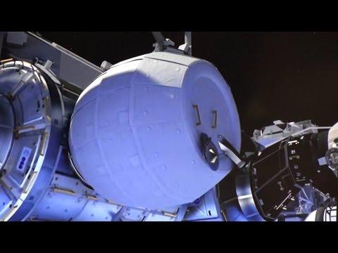 Bigelo Aerospace - CRS8 - Press Confrence 04-07-2016