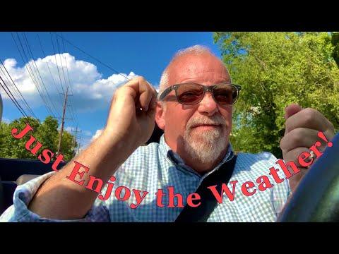 Cincinnati Dad: Enjoy The Weather, No Matter What It Is!