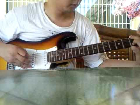 Listen to you heart solo guitar by francis miclat