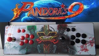 Pandora's Box 9 1500 in 1 .... The NEW Version ?