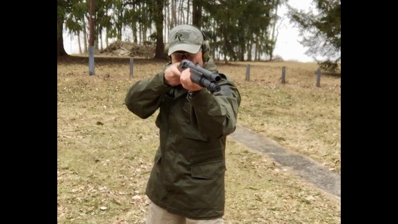Download Remington 1187 - Tactical Shotgun Conversion