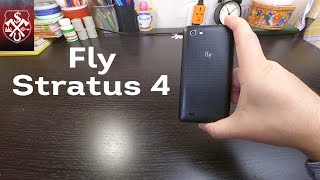 Fly Stratus 4 FS405 - Ультра бюджетник
