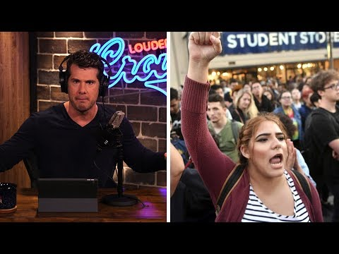 WAR: Crowder Throws Gauntlet to Schools and Media! | Louder With Crowder