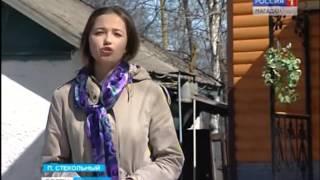 В посёлке Стекольный освятили новый православный храм(Описание., 2016-04-26T02:53:30.000Z)