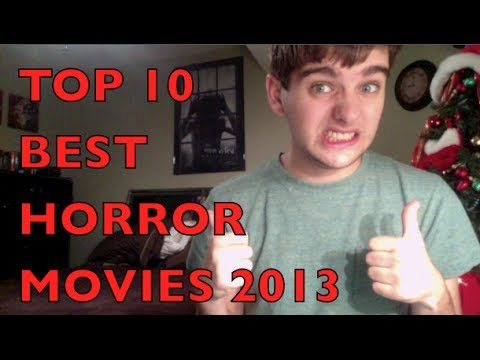The Top 10 Best Horror Movies of 2013