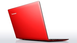 Lenovo U41 Laptop Review