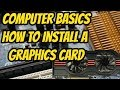 How to Install a Graphics Card #minersbasics
