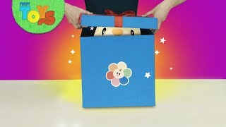 The Magical Toy Box | Surprise Toys Unboxing for Kids | Pretend Play With Farm Animals Name & Sounds