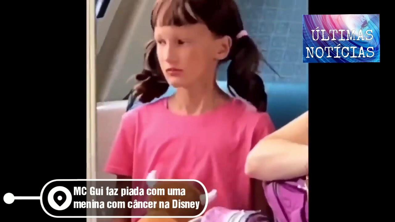 Mc Gui Faz Piada Com Uma Menina Com Cancer Na Disney Youtube Mc gui debocha da aparência de criança na disney e é detonado. mc gui faz piada com uma menina com